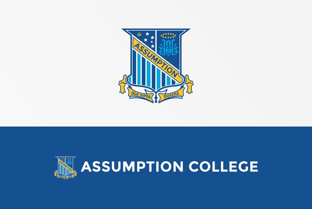 Assumption College Visual Identity