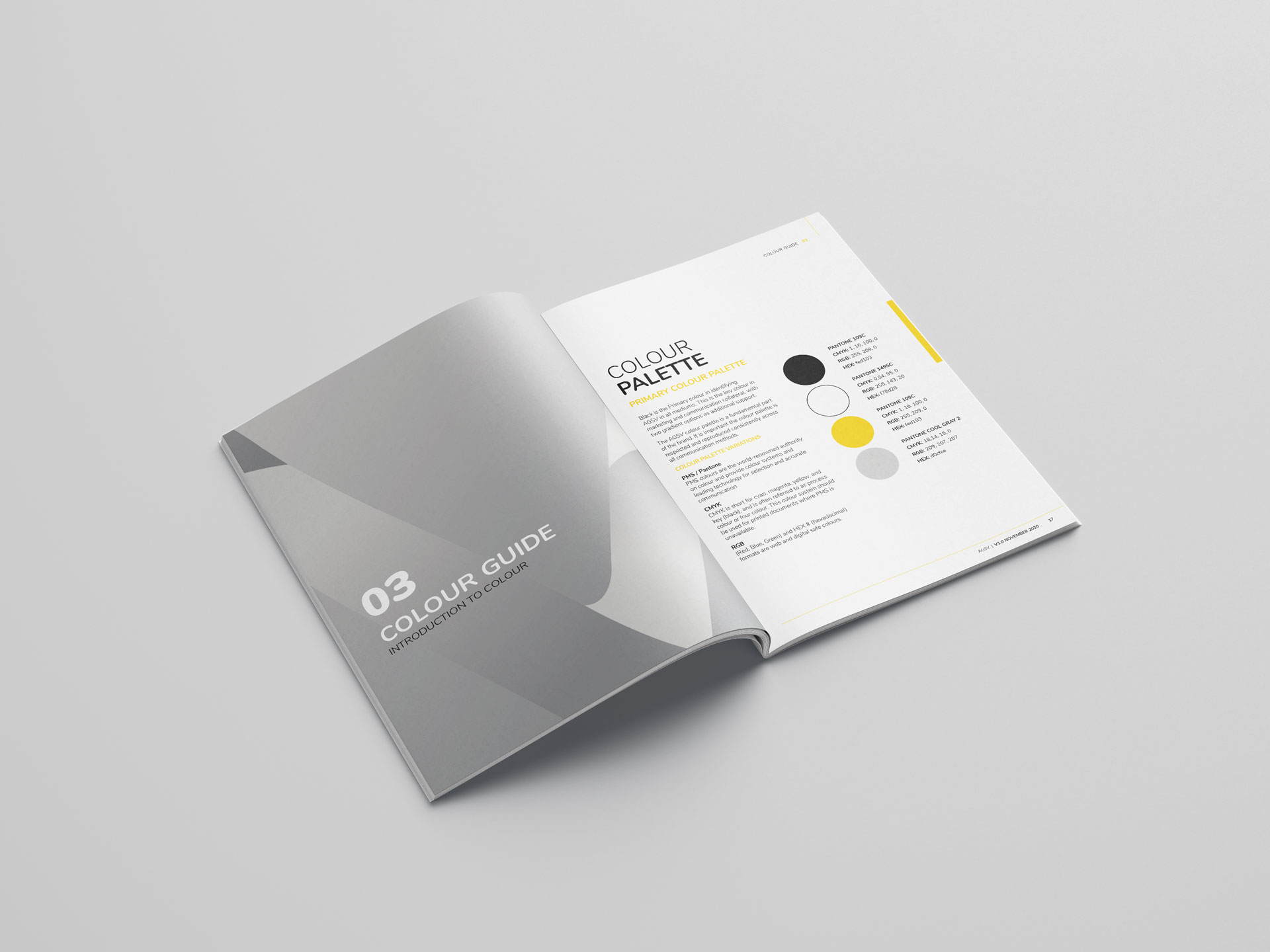 AGSV Branding & Collateral