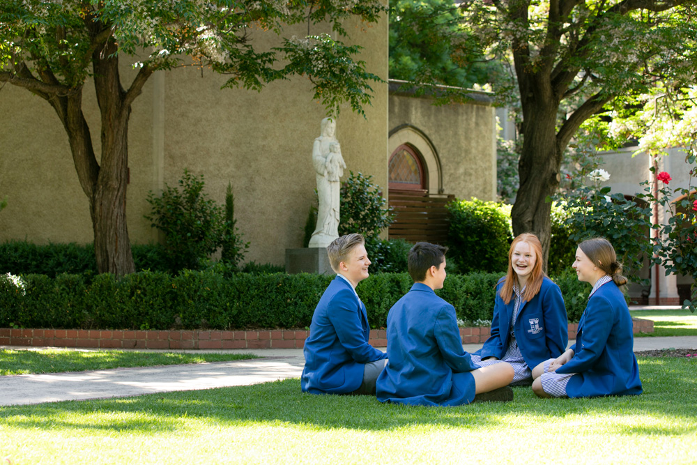 Loyola College Promotional Imagery