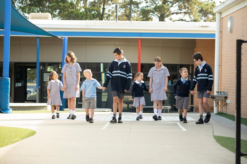St Patrick's Primary School Photoshoot