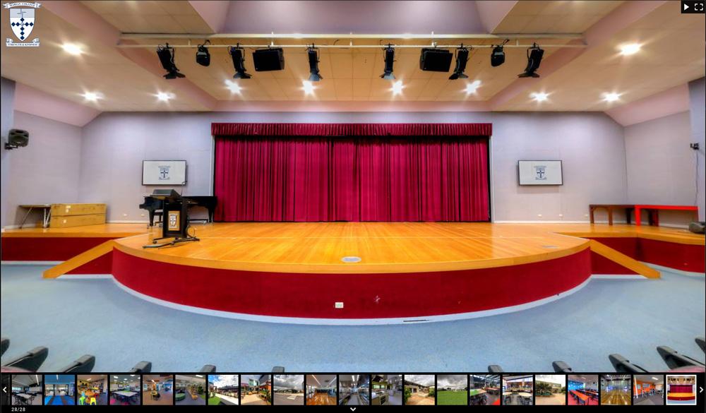 Marian College Virtual Tour
