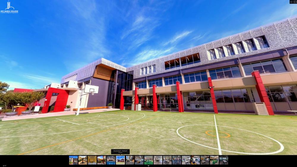 Ave Maria College Virtual Tour