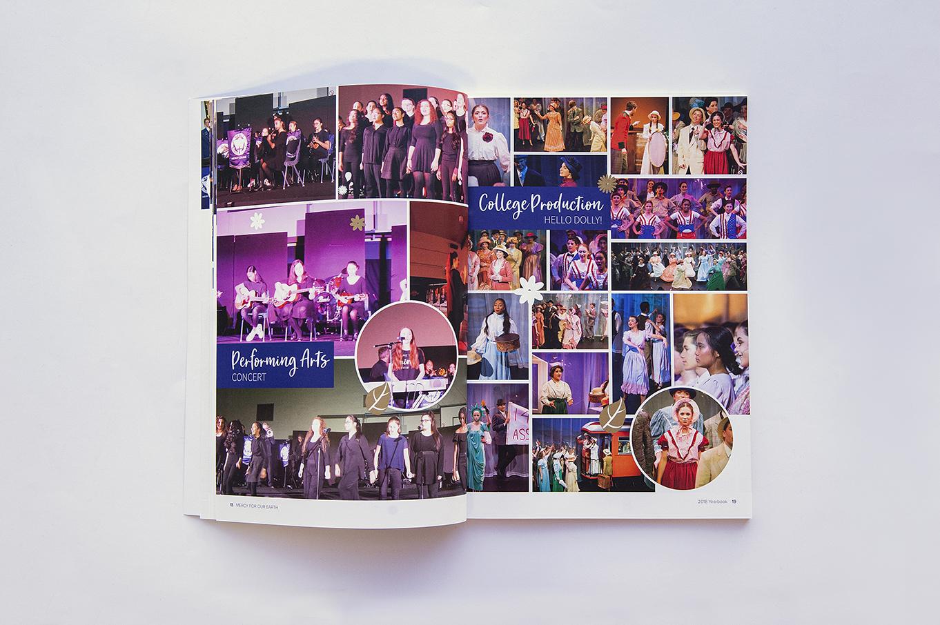Mercy Yearbook 2018