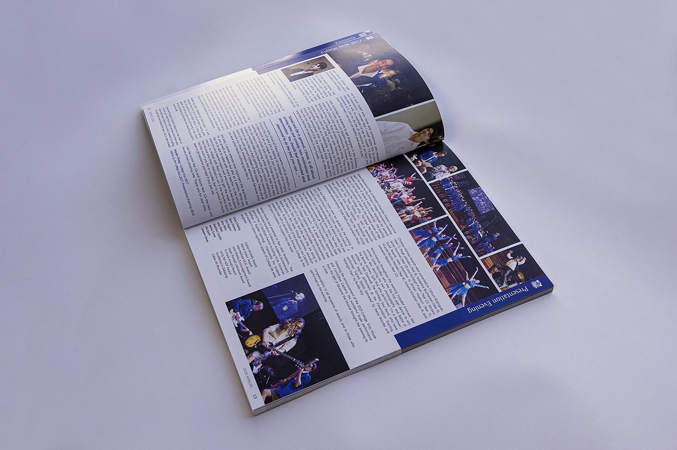 Emmaus Yearbook 2018