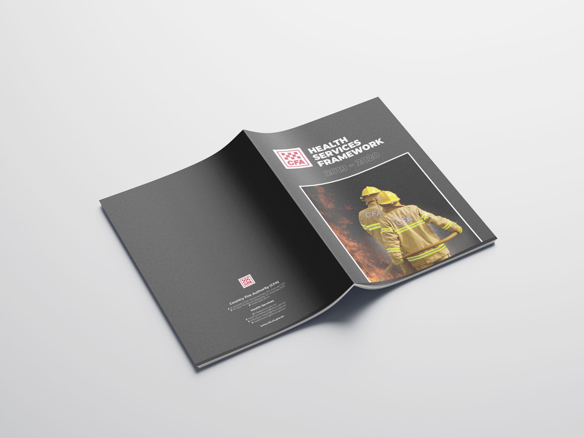 Country Fire Authority Handbooks