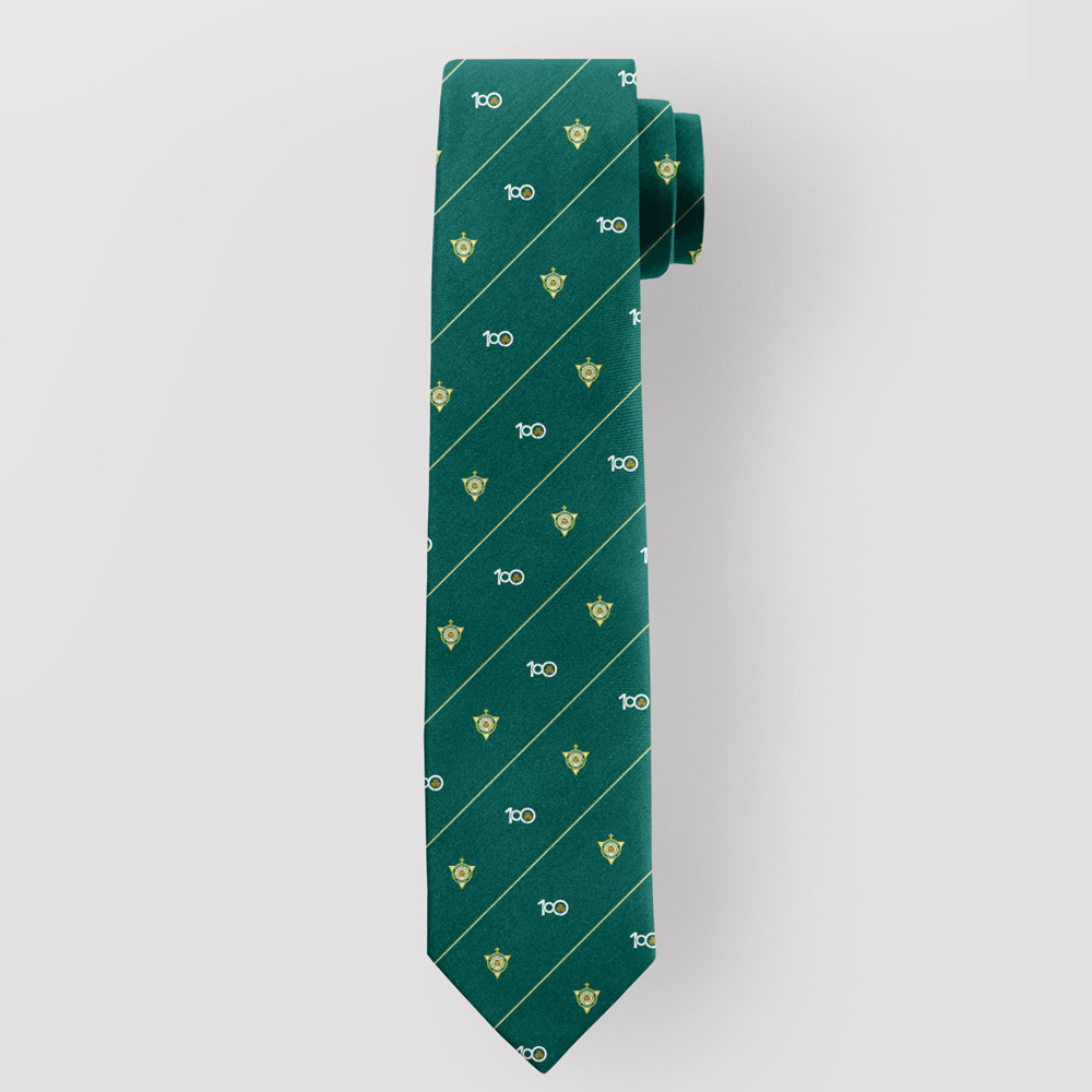 St Patrick's Centenary Tie