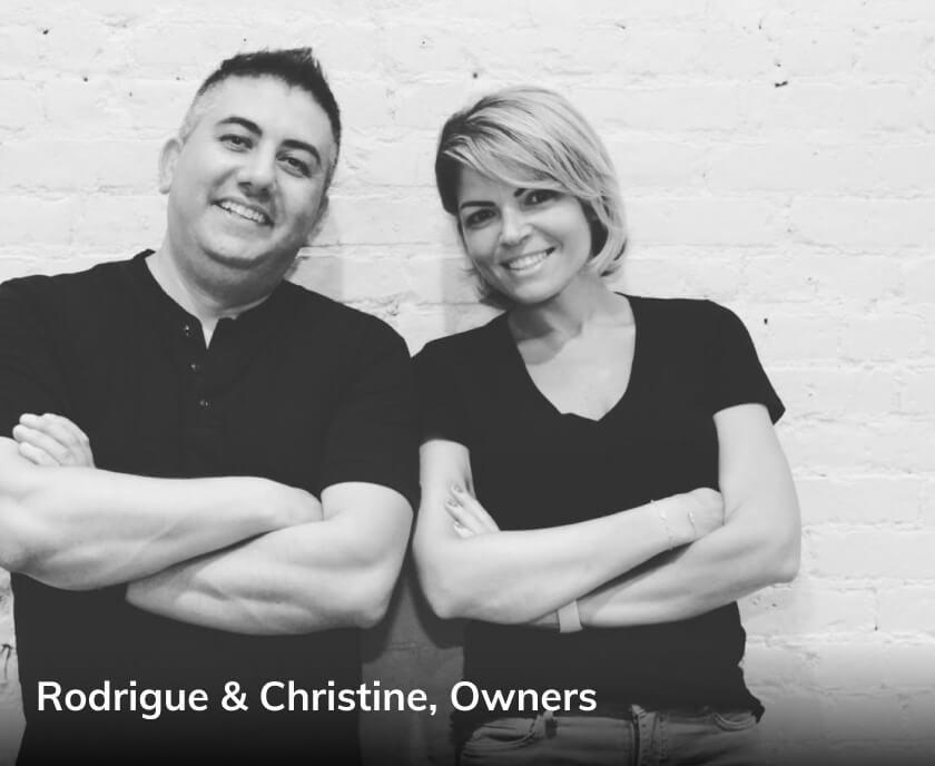 Rodrigue & Christine, Owners