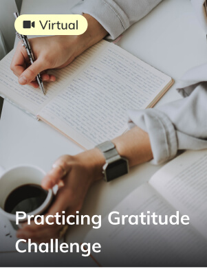 Practicing Gratitude Challenge
