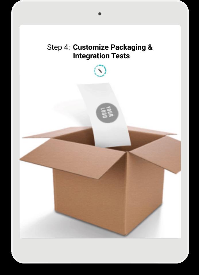 Step 4 Packaging & Order - SmartFill