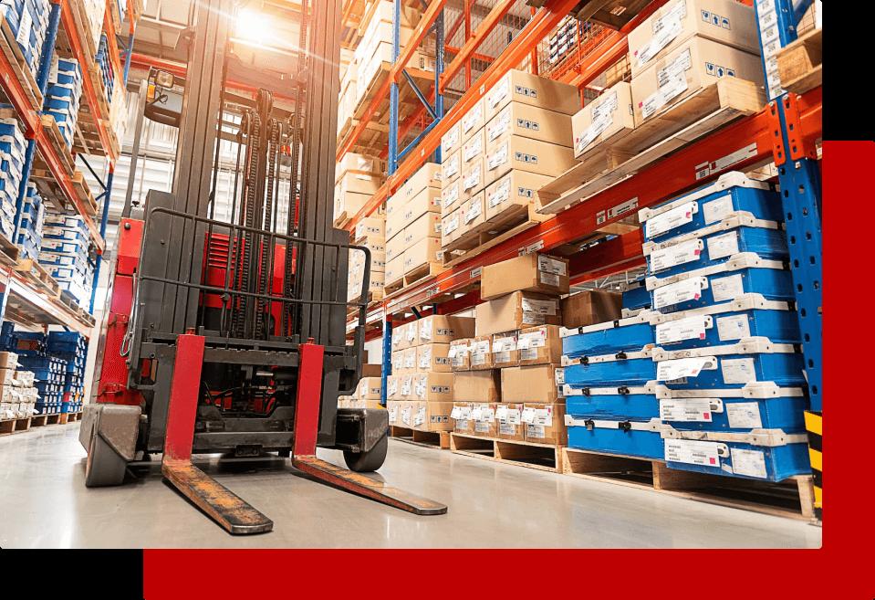 RSL eCommerce Warehouse