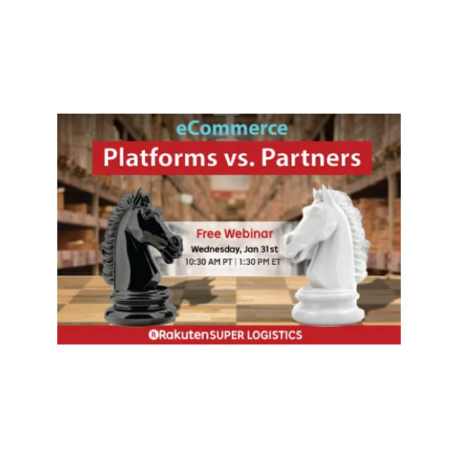 eCommerce Platforms vs Partners