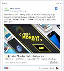 tech-armor-cyber-monday-announcements