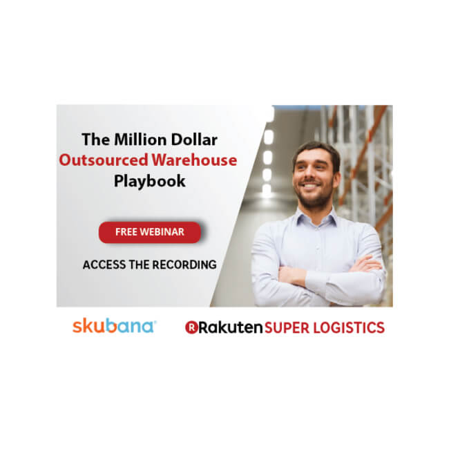 The Million Dollar Outsourced Warehouse Playbook