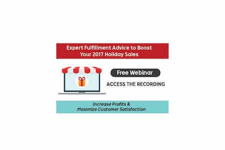 Expert Fulfillment Advice to Boost Your Holiday Sales