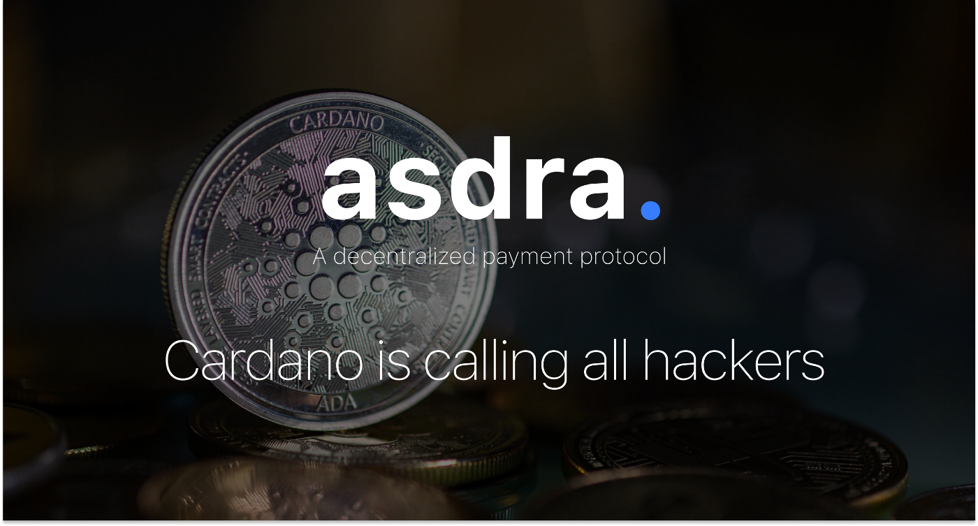 Cardano is calling all hackers