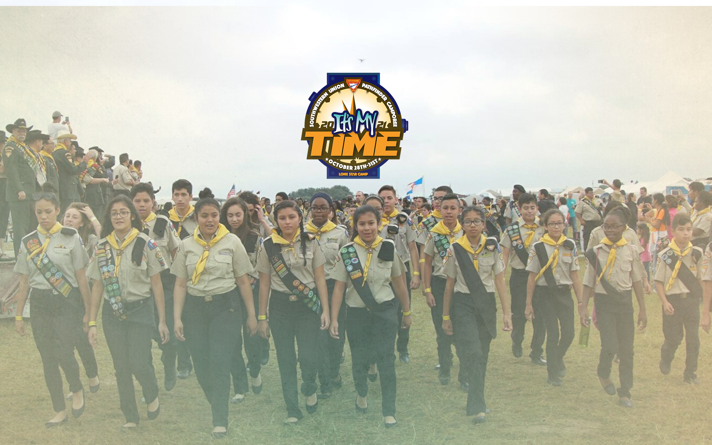 October 28-31   Schedule, Maps, and Information Available at SWUCamporee.org