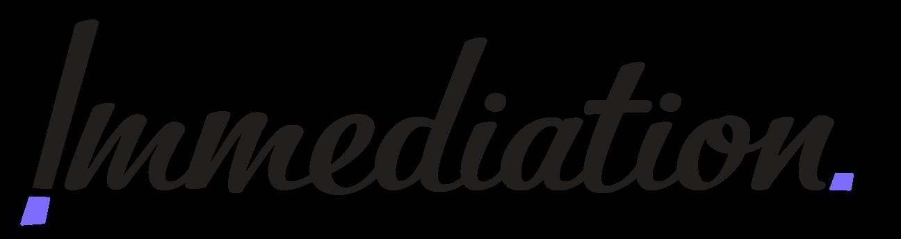immediation logo simplified