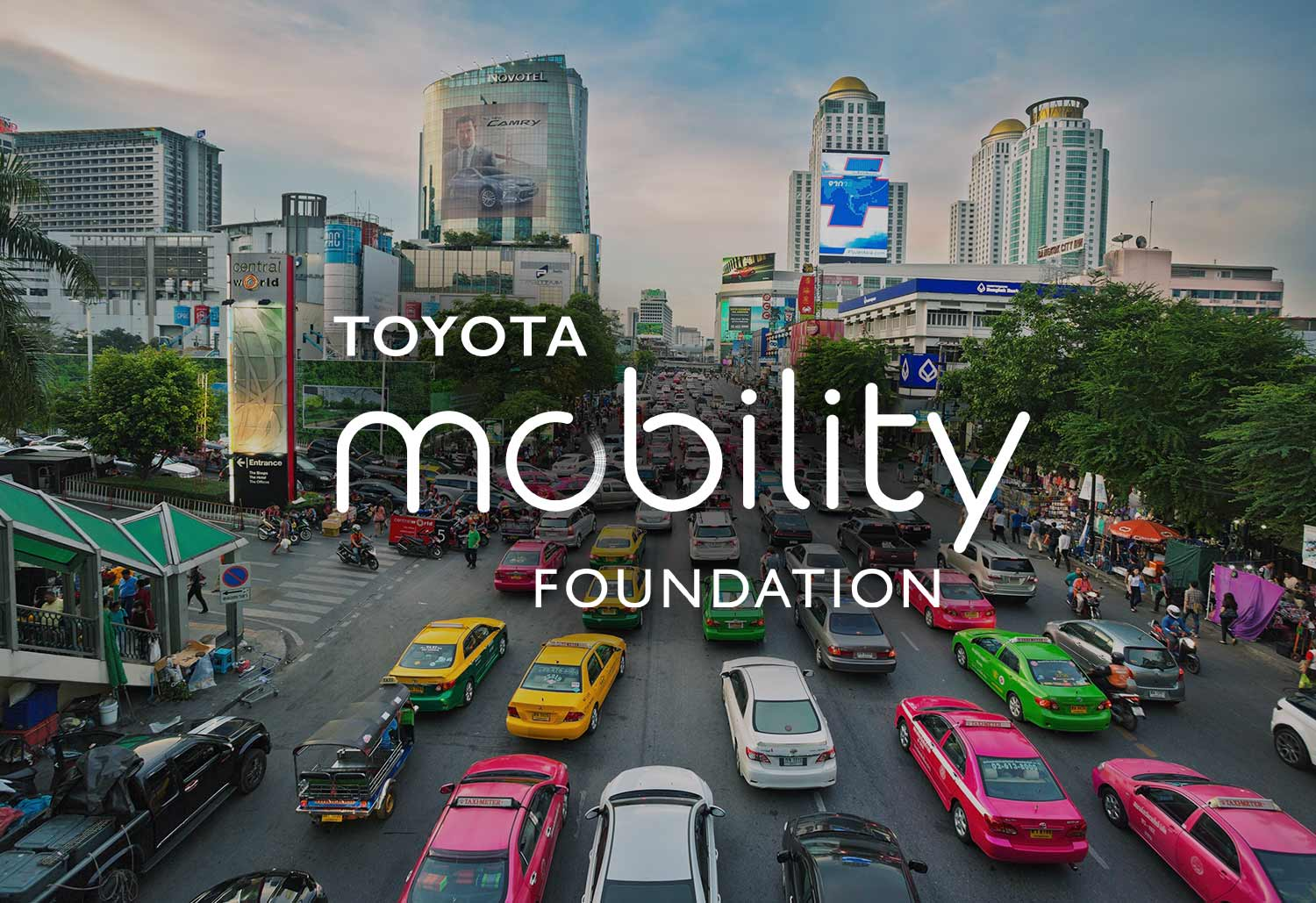 Toyota Mobility Foundation Works with Rekor Subsidiary Waycare Technologies to Improve Traffic Congestion and Safety in Central Bangkok Using Artificial Intelligence
