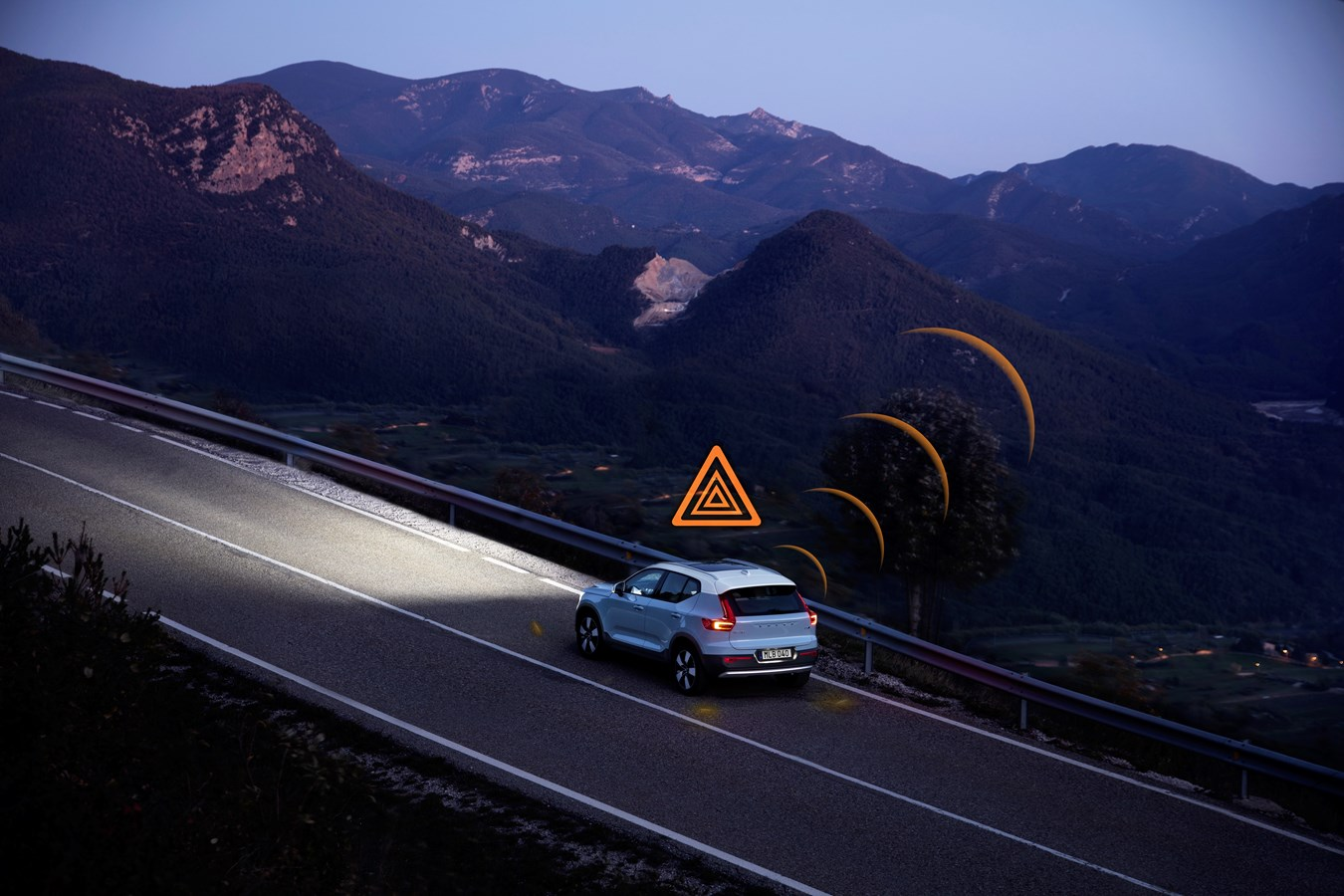 Rekor Subsidiary Waycare collaborates with Volvo Cars for AI-enabled Crash Prediction