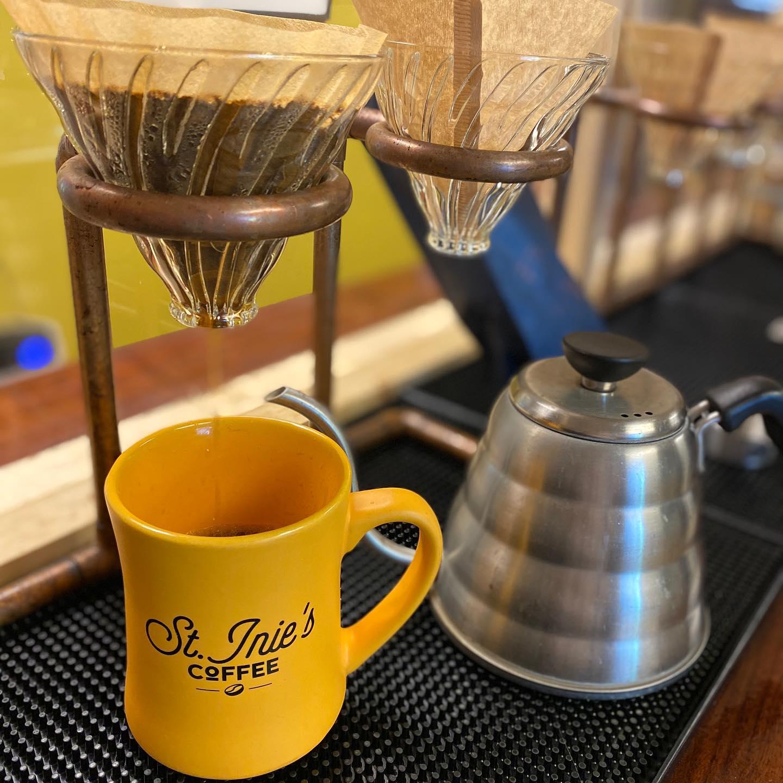 St Inie's Coffee