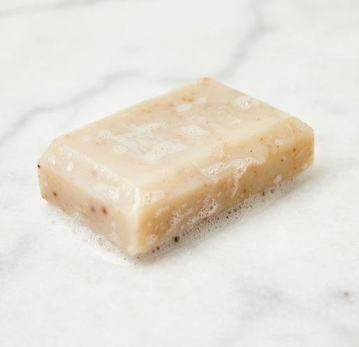 Bar shampoo or soap product