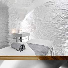 Cabine de soins - Spa Hôtel Mont-Blanc Megève