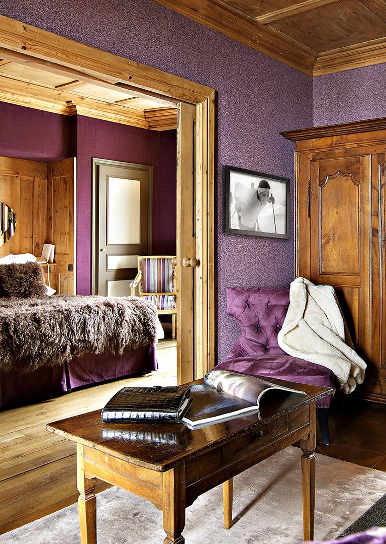 Chambres & Suites - Hôtel Mont-Blanc Megève