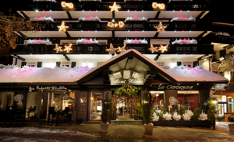 Offre Early Booking - Hôtel Mont-Blanc
