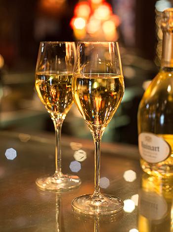 Le Georges - Bar à Champagne Megève