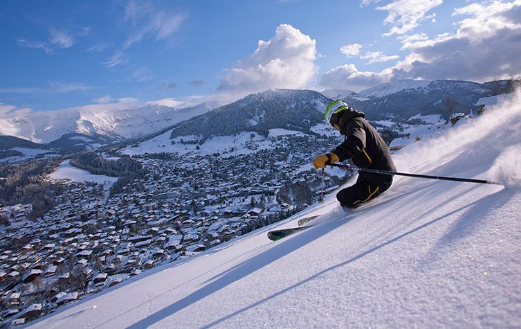 Service conciergerie - Ski - Megève