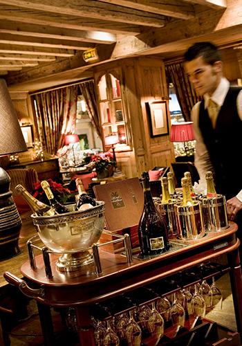 Le Georges Bar à Champagne