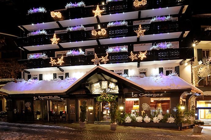Week-end en amoureux à Megève - Hôtel Mont-Blanc