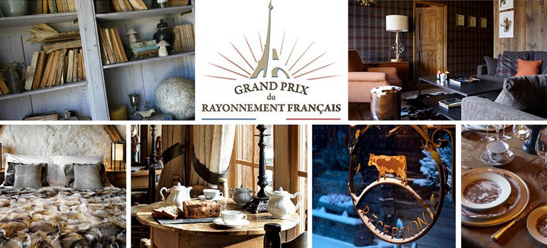 Grand prix du rayonnement français - Maisons et Hôtels Sibuet
