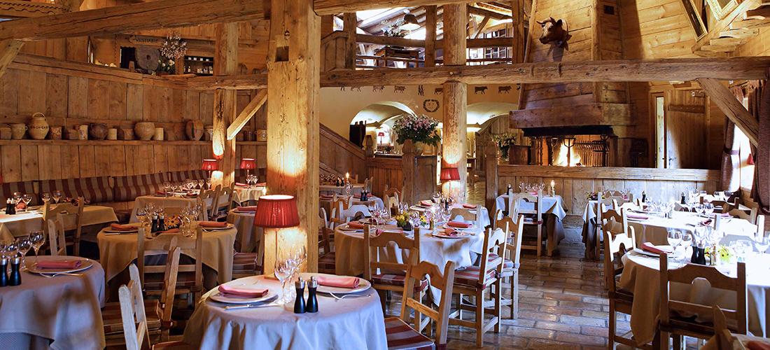 Le Restaurant Traditionnel - Les Fermes de Marie