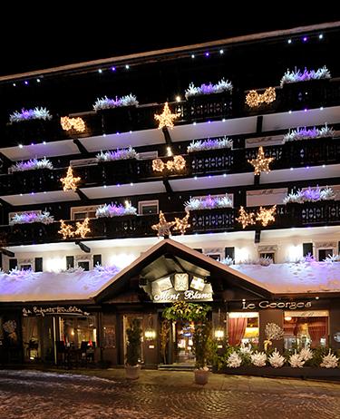 Hotel Mont-Blanc Megève - Vacances Hiver