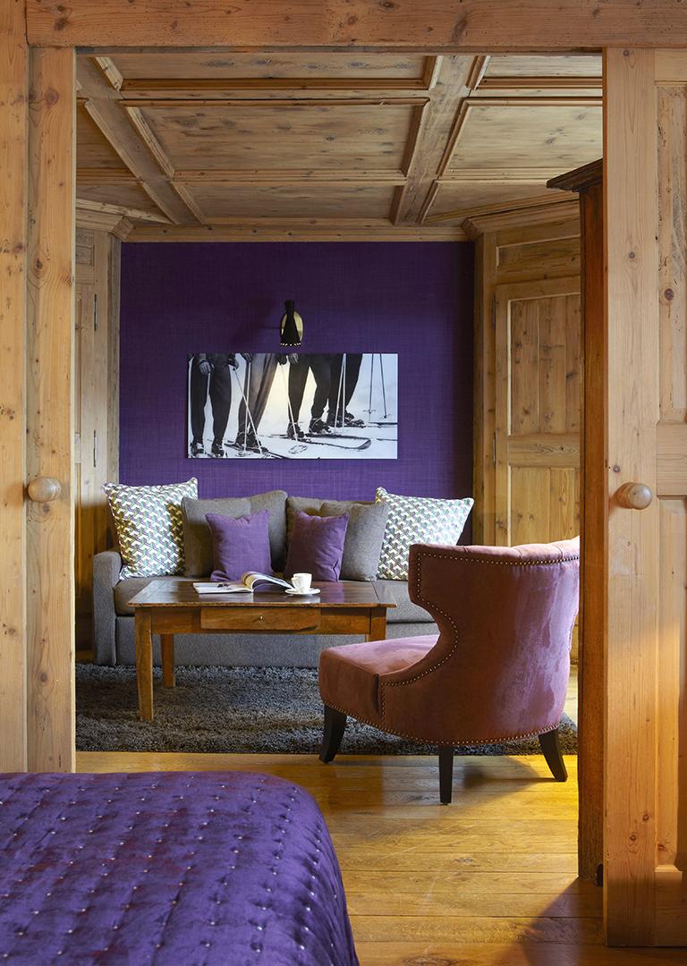 Contact - Hôtel Mont-Blanc Megève