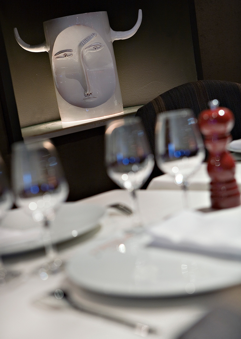 Restaurants - Hôtel Mont-Blanc Megève