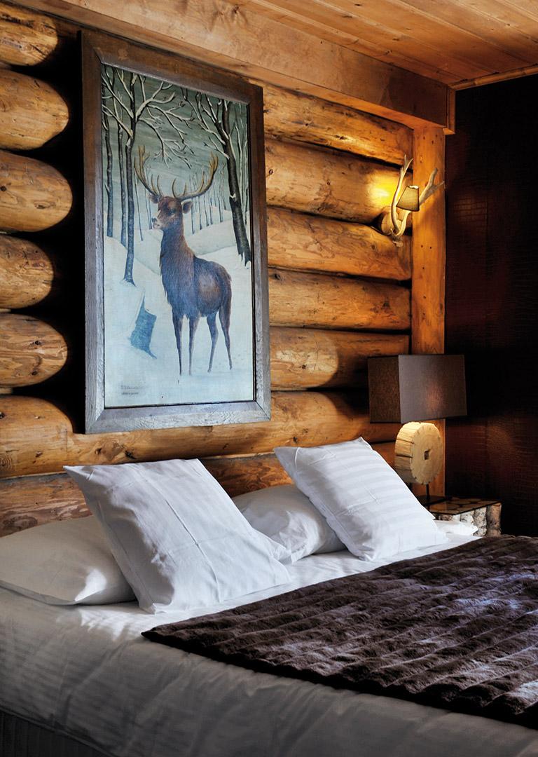 Chambres & suites Hôtel Megève - Lodge Park