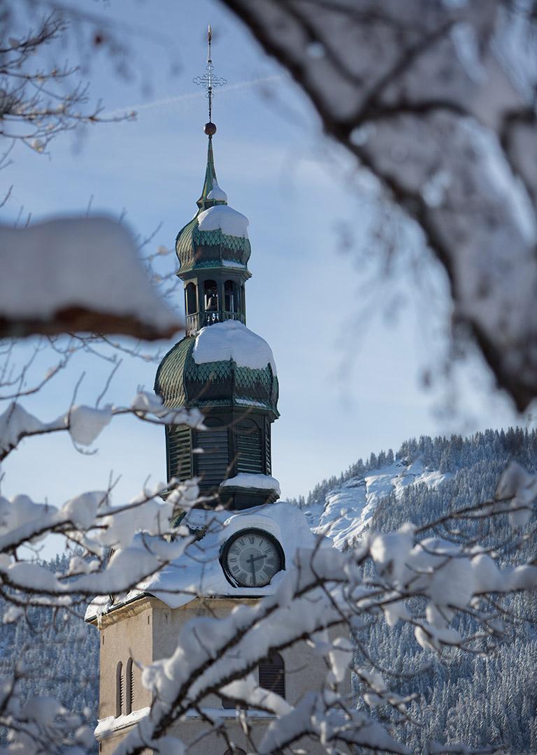 Station Alpes Megève - Vacances d'hiver