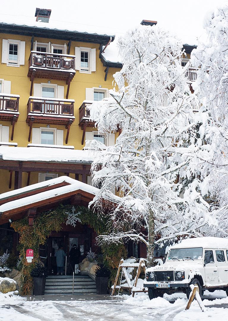 Boutique Hotel 4 étoiles - Lodge Park