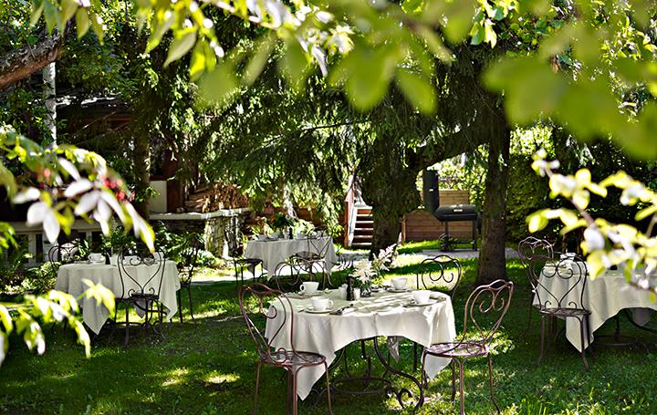Mariages - Lodge Park Megève