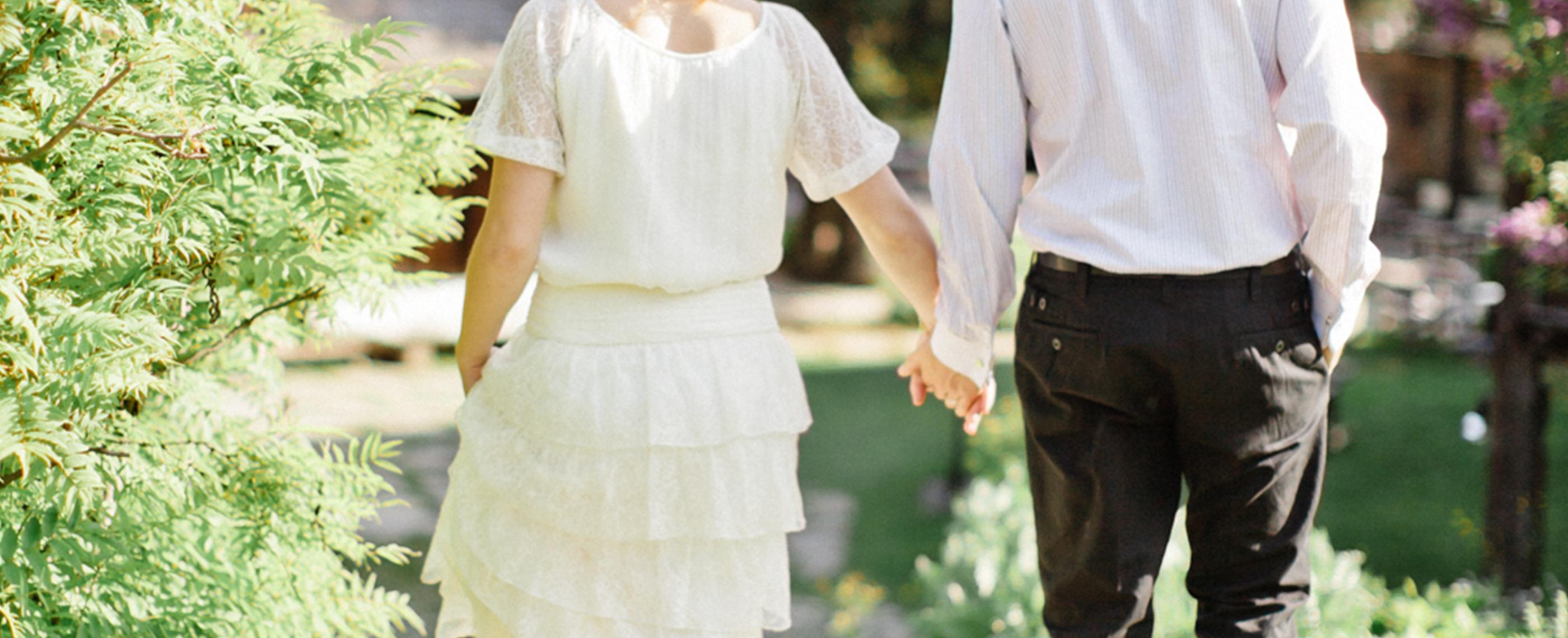 Mariage au Lodge Park