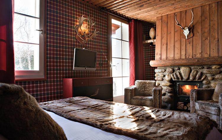 Chambres et suites - Séminaires -Lodge Park