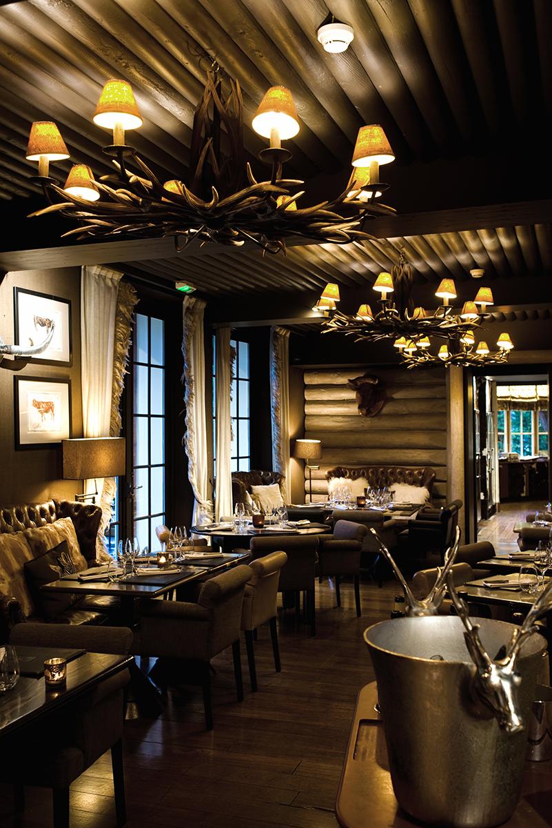 Beef Lodge Restaurant - Lodge Park