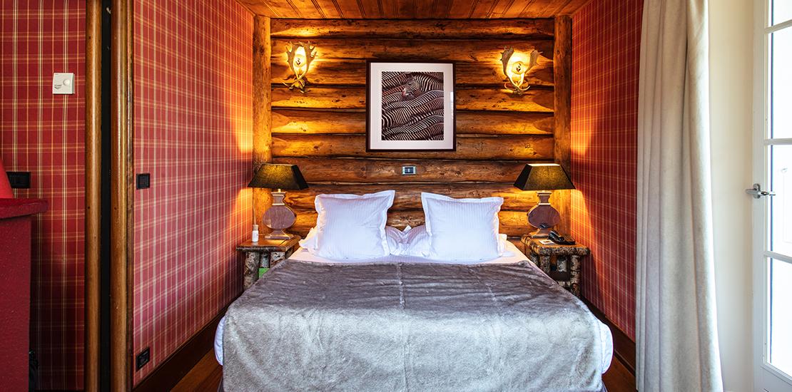 Chambre Lodge - Lodge Park Megeve