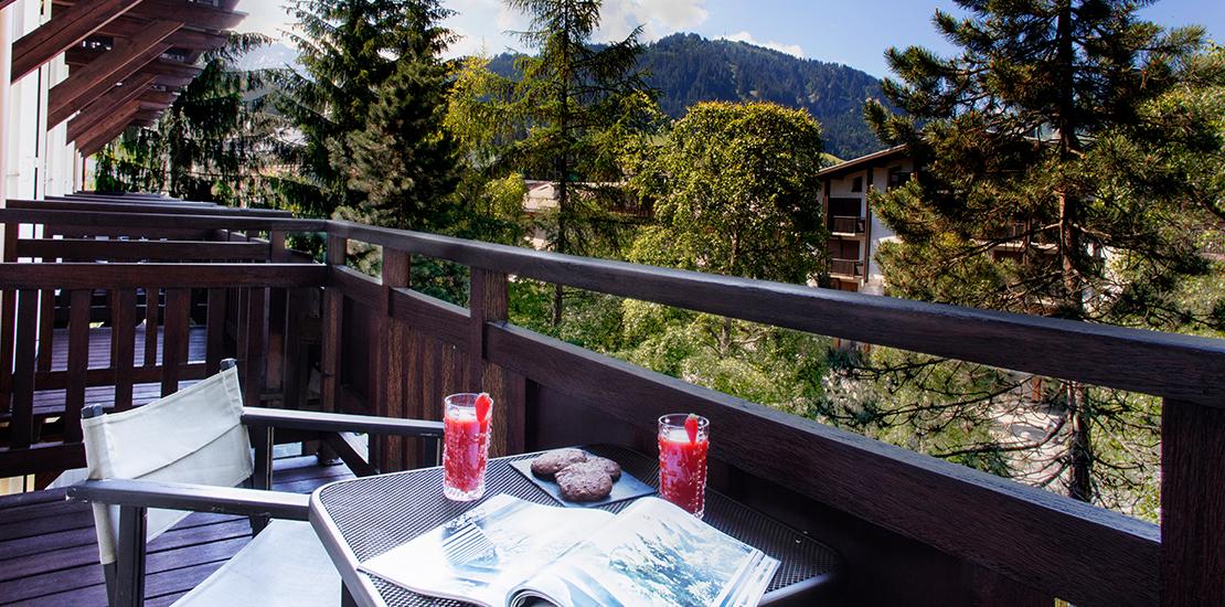 Suite Park - Lodge Park Megève