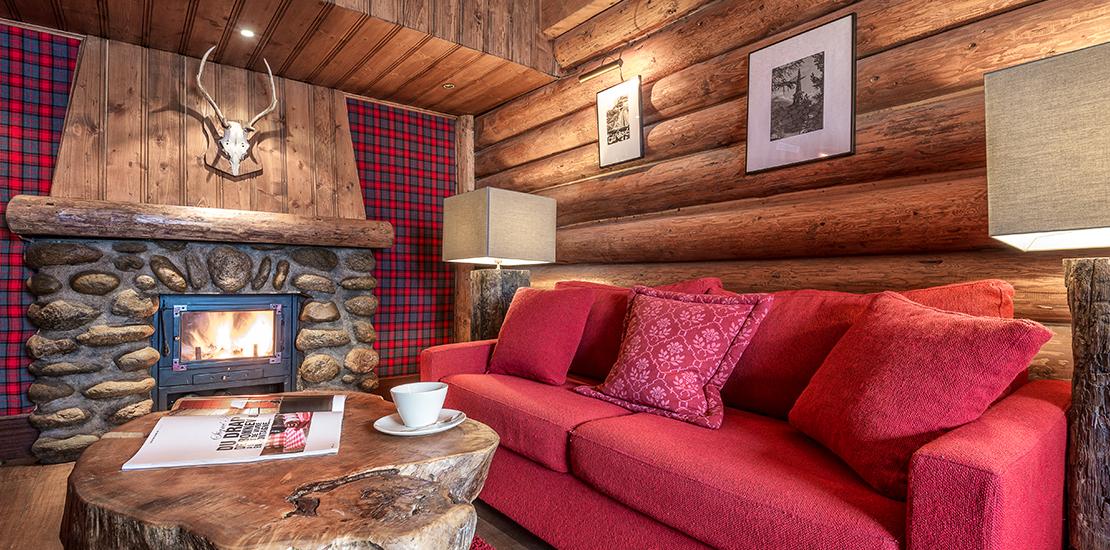 Suite Junior - Lodge Park Megève