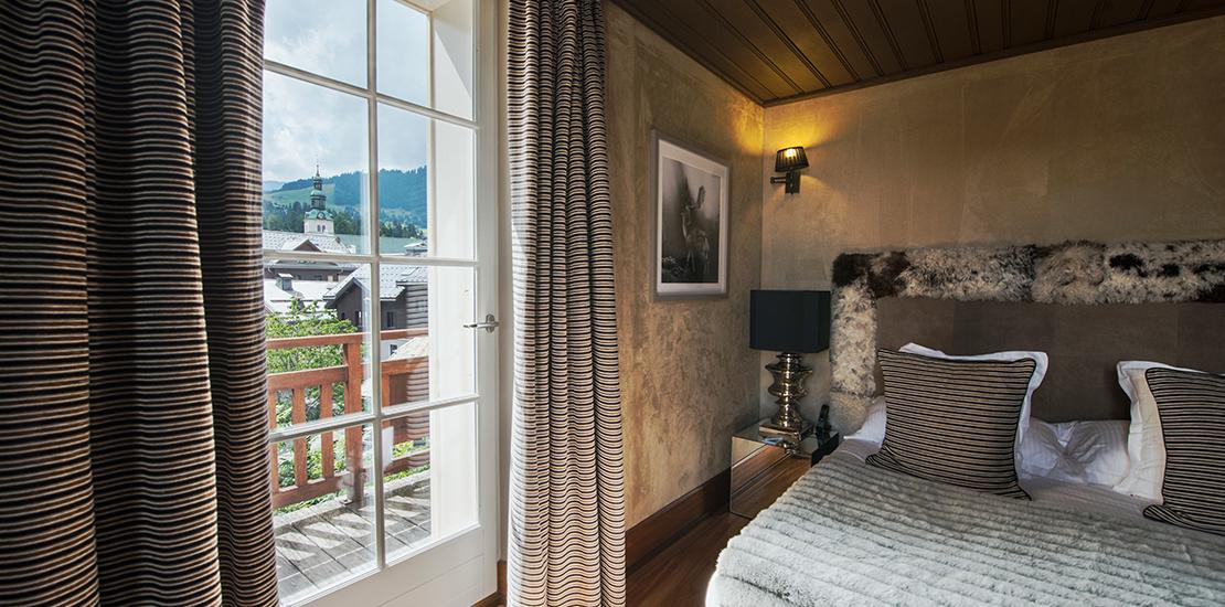 Suite Plénitude - Lodge Park Megève