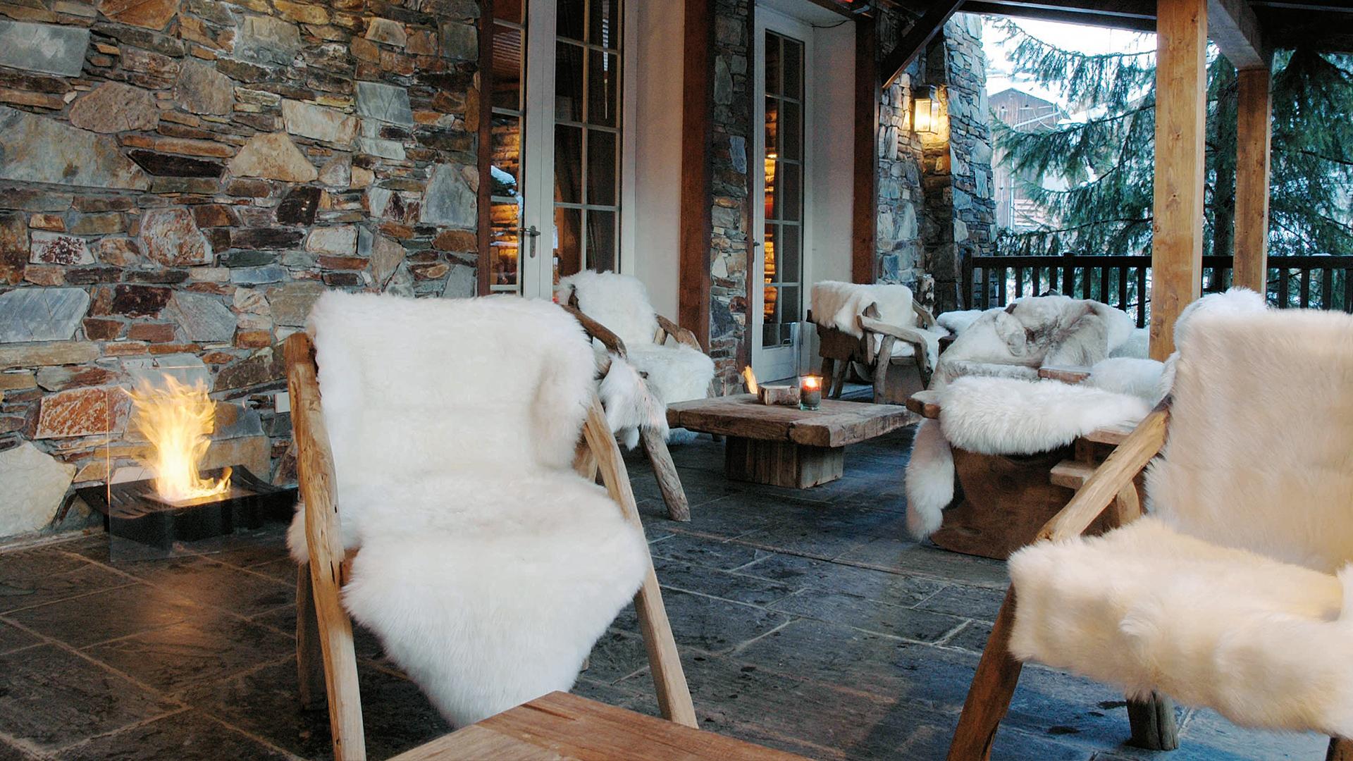 Boutique Hôtel 4 étoiles Megève - Lodge Park