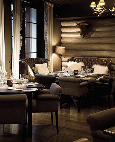 Restaurant viande Megeve Beef Lodge